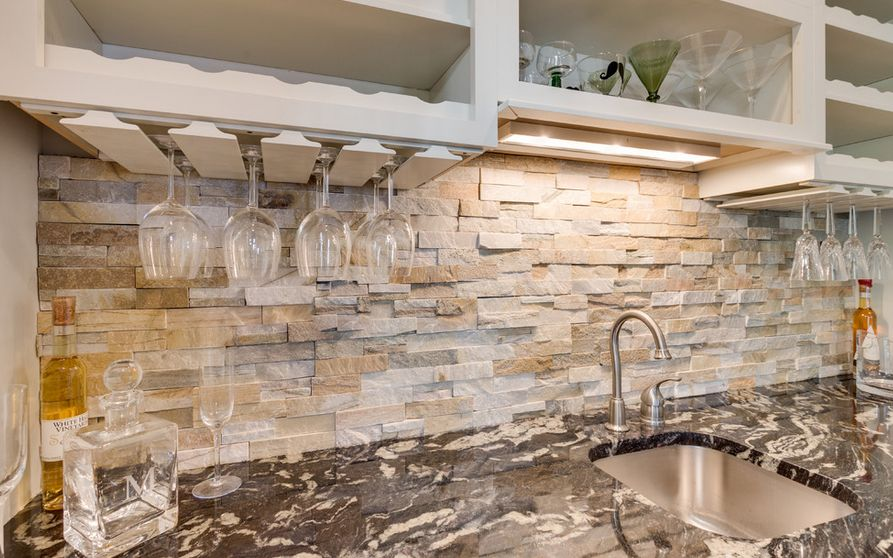 Clever Ways Of Adding Wine Glass Racks To Your Home39s Decor