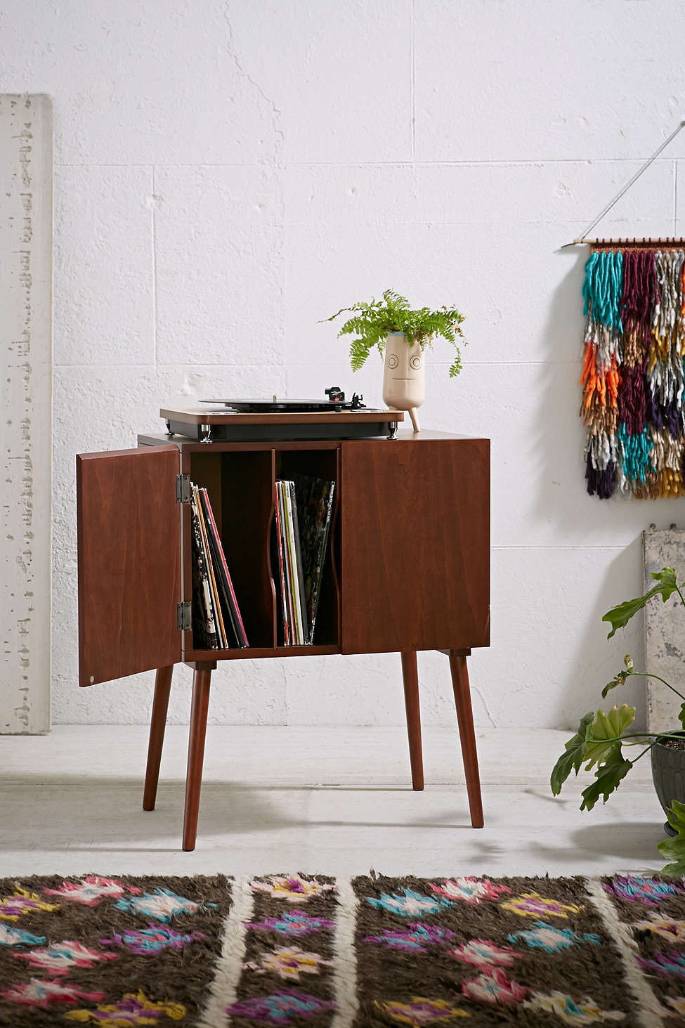 Living Room Table Wood Simple And Classy Ways To Store Your Vinyl Record Collection