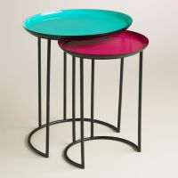 Increase Your Surface Area With These 15 Nesting Tables