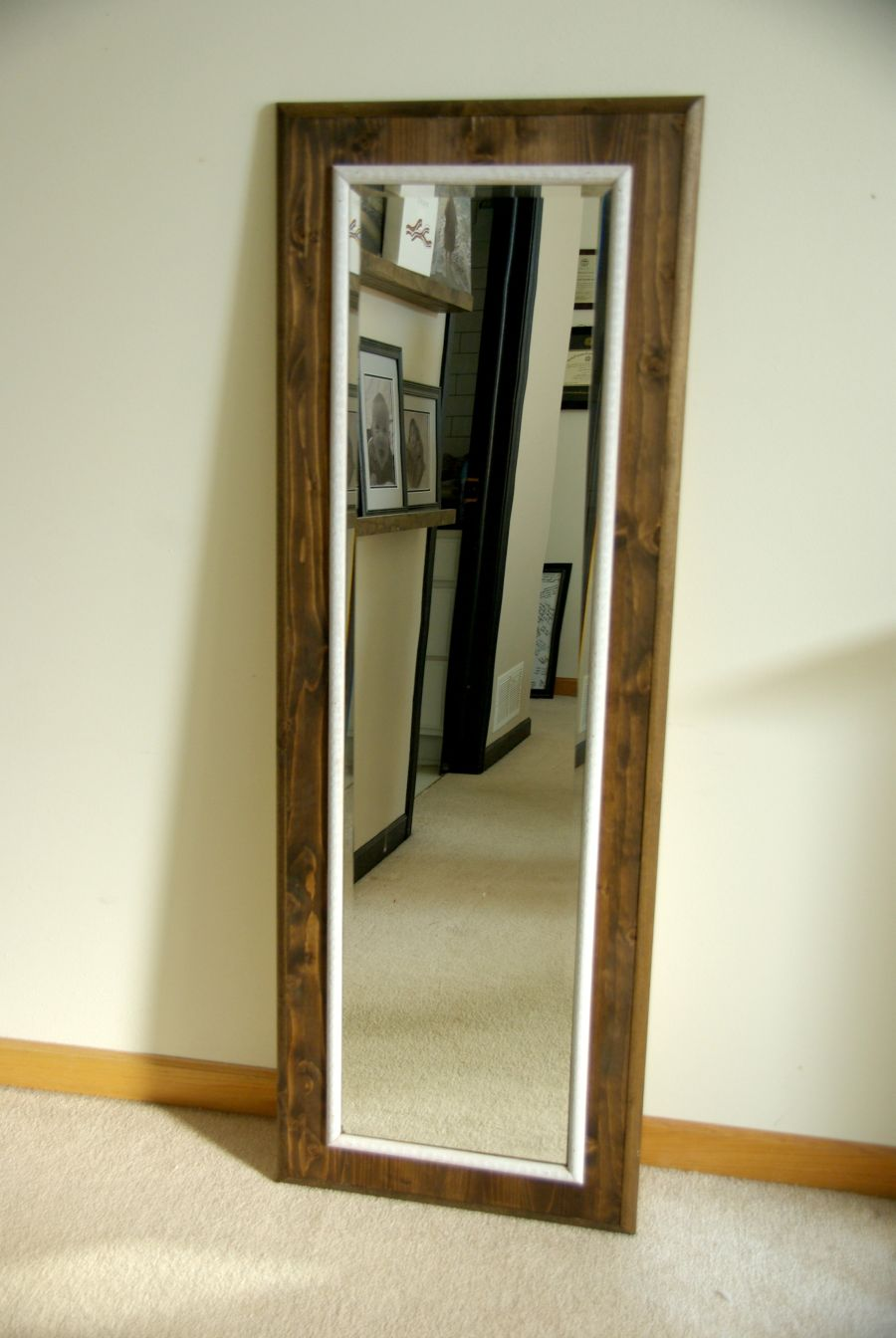 How To Build And Decorate With Rustic Mirror Frames