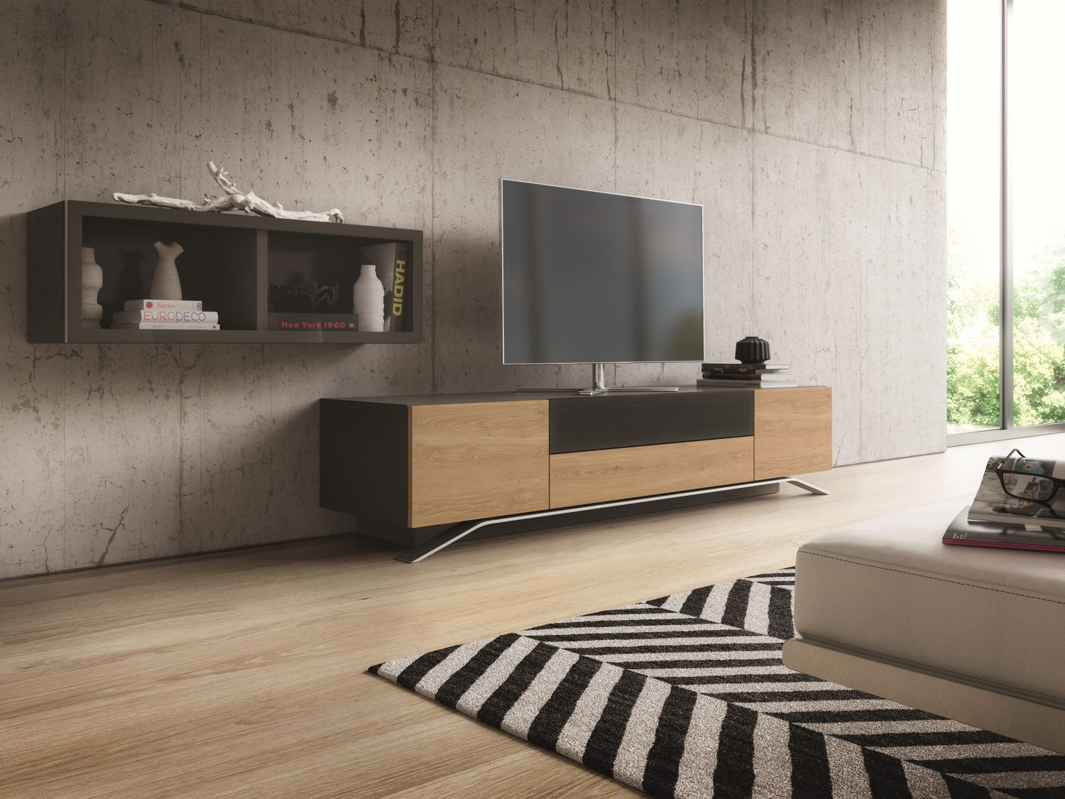 Boconcept Console Modern Media Console Designs Showcasing This Style S Best Features
