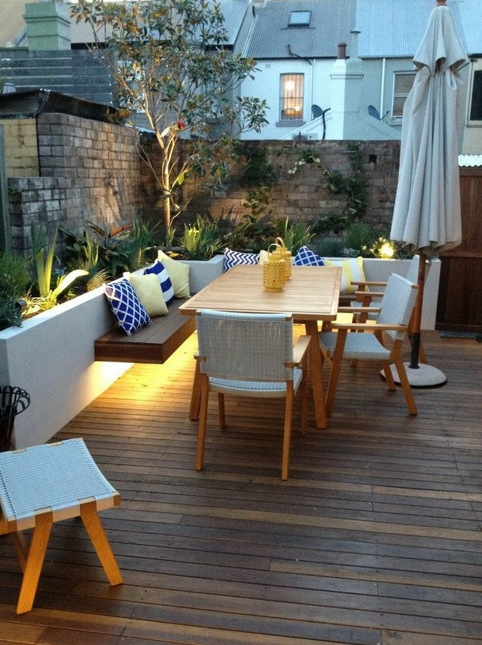 Garten Mit Kies Modern When And How To Use A Corner Bench In Your Home