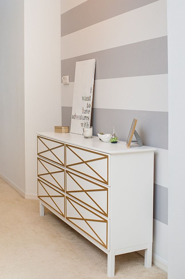 Ikea Schlafzimmer Hack White Ikea Dresser Hacks And Transformations