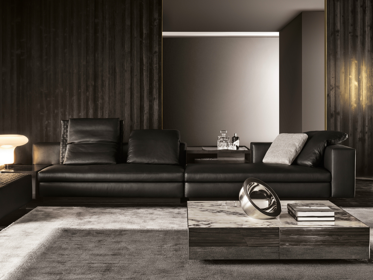 23 Italian Leather Sofas And Their Versatile Designs 954bartend Info