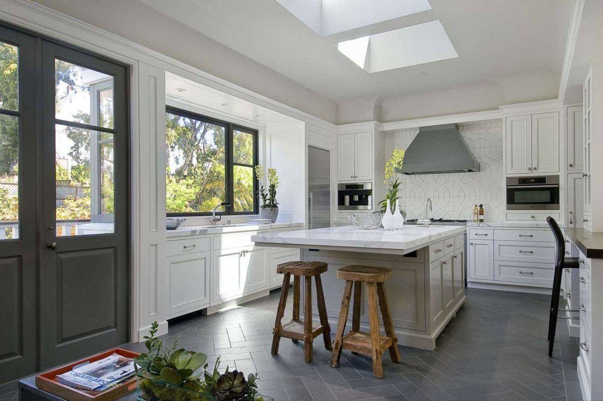 best options for kitchen flooring cheap kitchen flooring