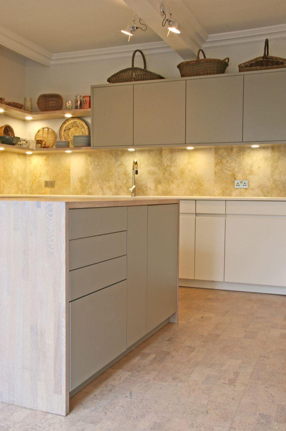 best options for kitchen flooring cork flooring kitchen Kitchen Cork flooring