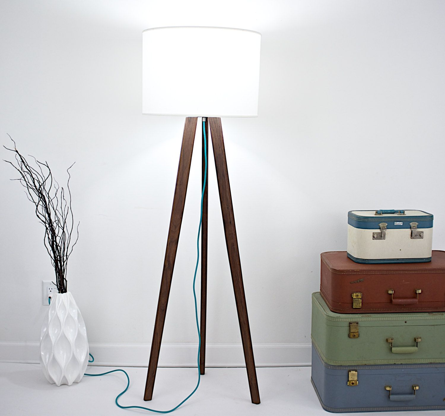Really Bright Floor Lamp Quirky And Attractive Tripod Floor Lamp Designs