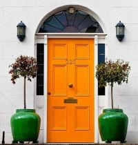 Front Entry Doors That Make A Strong First Impression