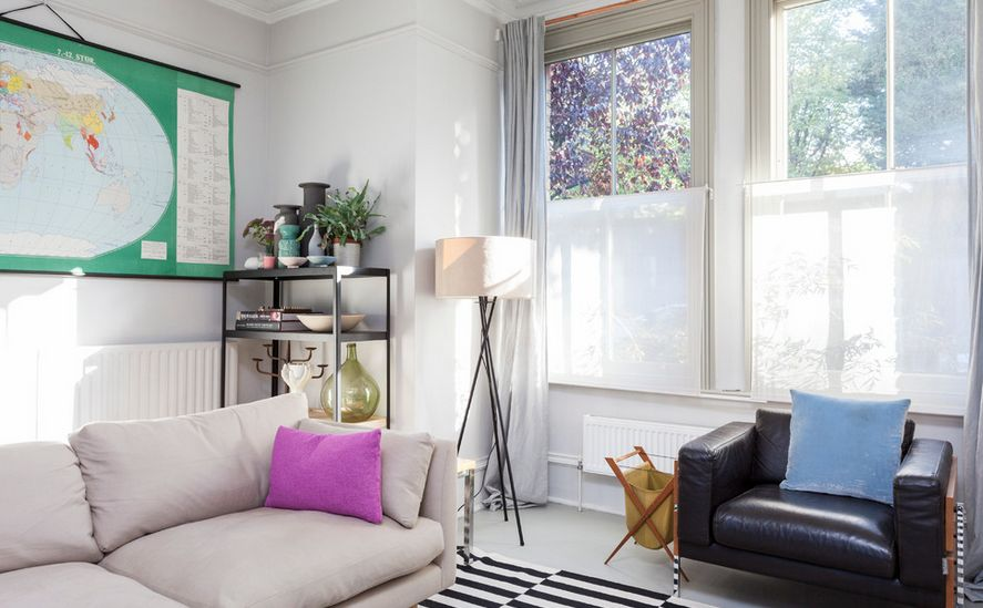 Quirky And Attractive Tripod Floor Lamp Designs - floor lamps for living room