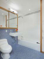 Penny Bathroom Floor Tile