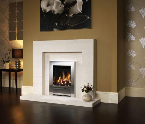 Medium Of Fireplace Surround Ideas