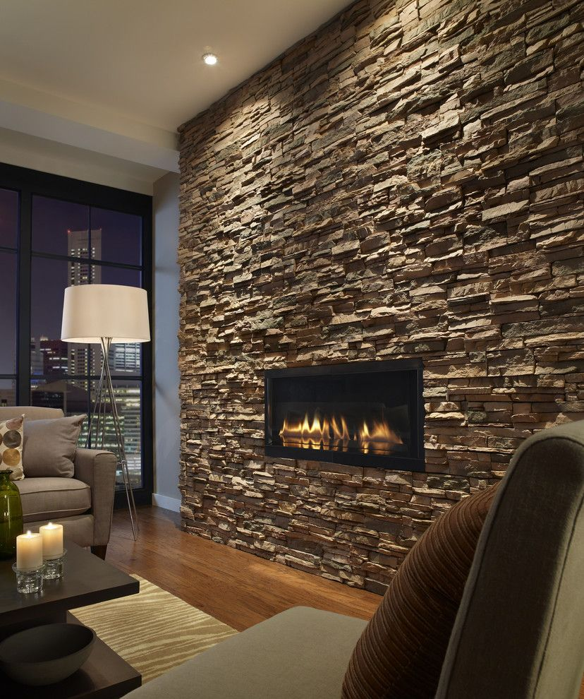 Fireplaces With Stone Surrounding 25 Stunning Fireplace Ideas To Steal