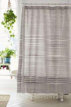 Fantastic Small Bathrooms A Grown Up Bathroom Shower Curtain Ideas Bathroom Shower Curtain Ideas Striped Linen Shower Curtain Shower Curtains