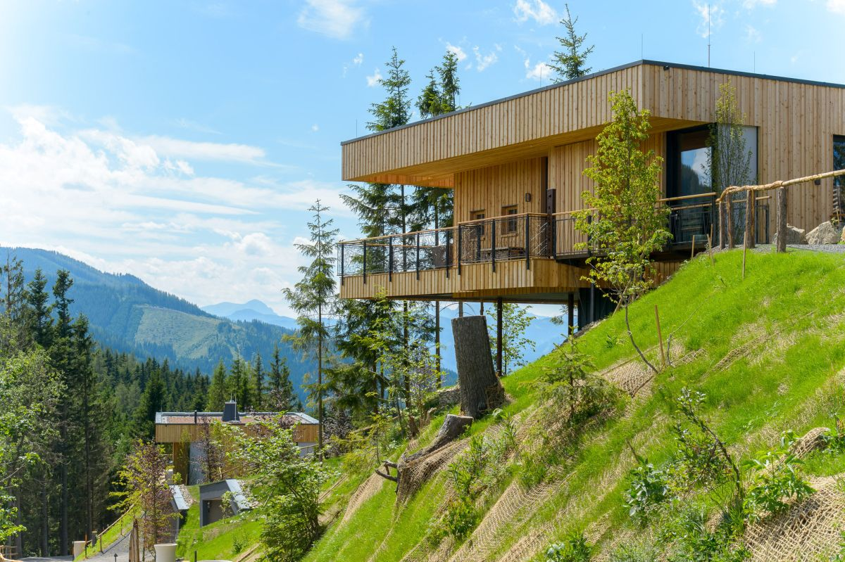 Inspirational View Gallery Hillside Homes That Know How To Embrace Landscape Landscape S Homes outdoor Landscape Images For Homes