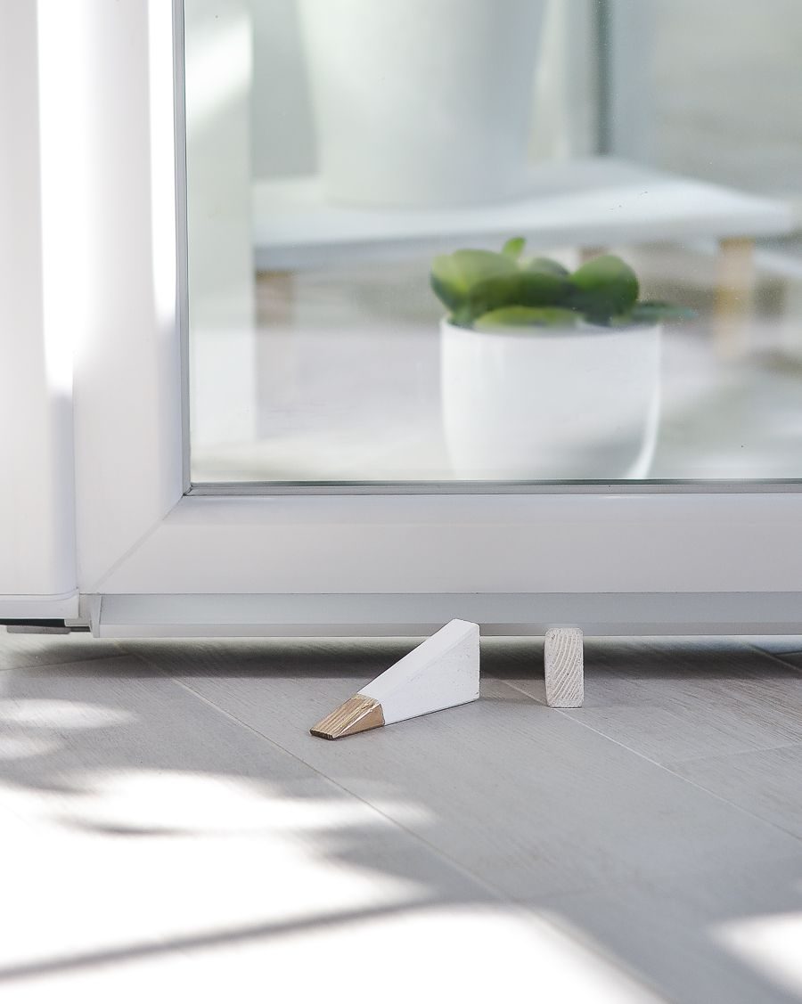 Modern Door Stops Diy Stylish Door Stops