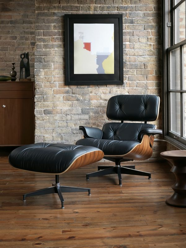 Eames Lounge The Eames Lounge Chair: Iconic, Comfortable And Versatile