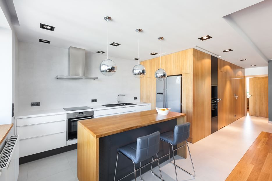 small kitchen island open spaces small eat kitchen option extension