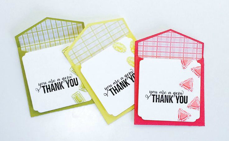 13 DIY Thank You Cards to Get Ahead of the Gifting Game