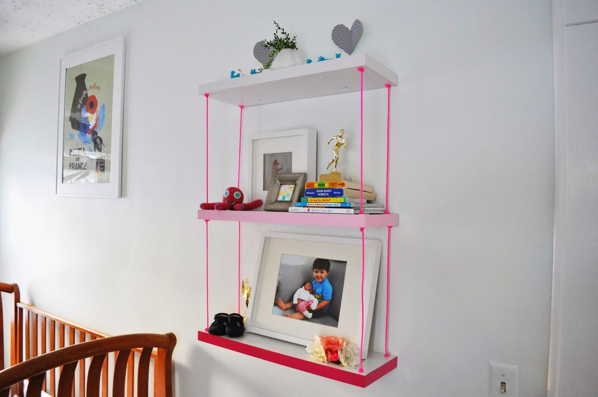 Funky Wall Shelves 60 Ways To Make Diy Shelves A Part Of Your Home 39s Décor