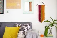 DIY String Wall Art - Amenajri, mobilier i decoraiuni ...