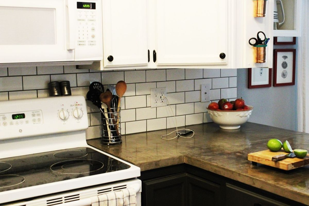 install kitchen tile newhairstylesformen kitchen subway tile backsplash classic sweetest digs