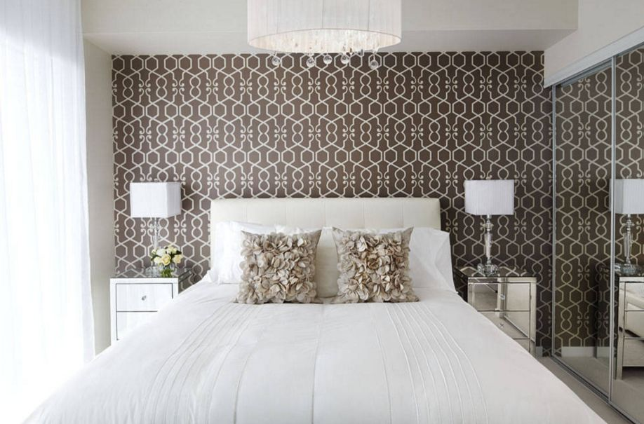 Schlafzimmer Tapezieren Ideen 20 Ways Bedroom Wallpaper Can Transform The Space