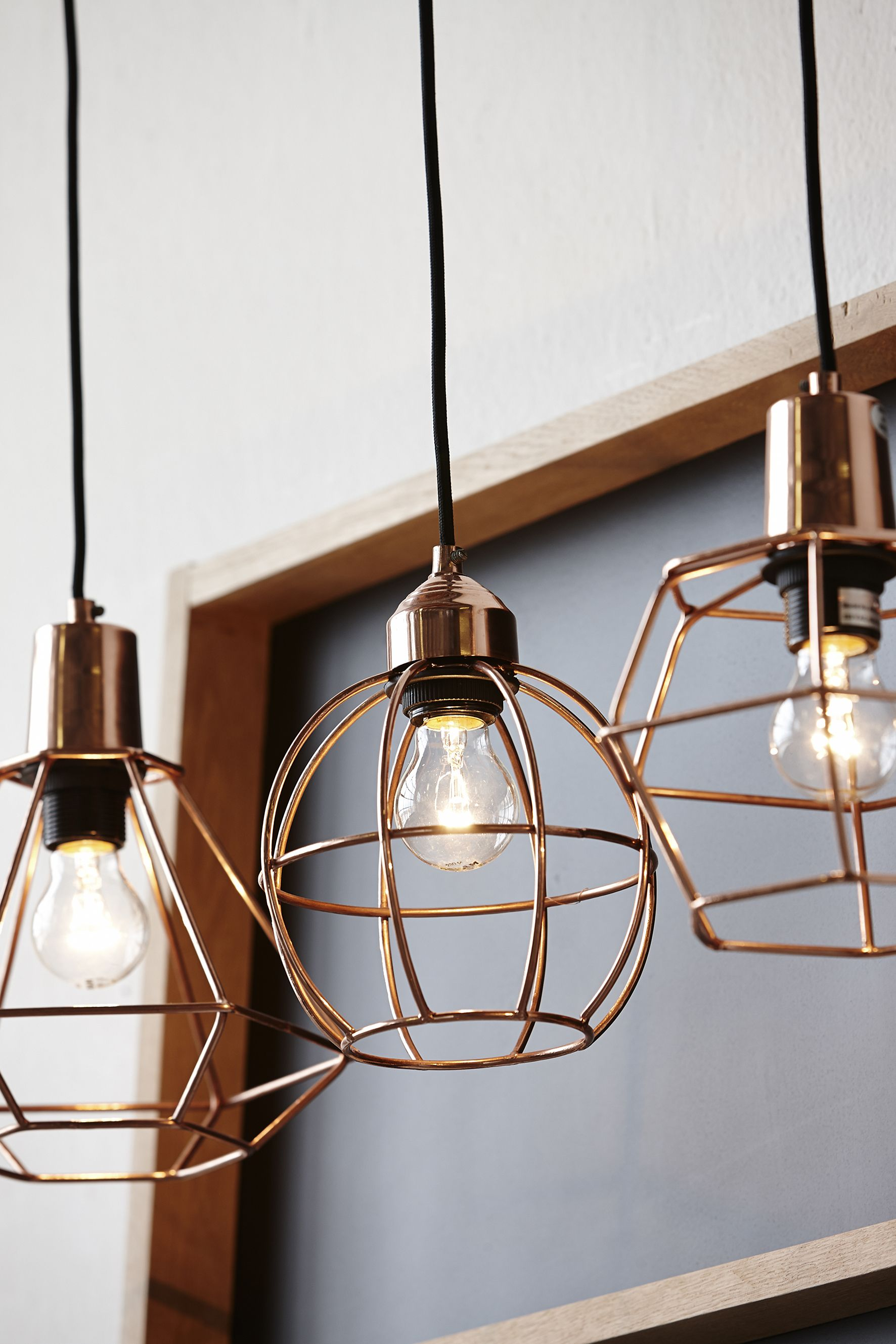Pendant Lighting 20 Examples Of Copper Pendant Lighting For Your Home