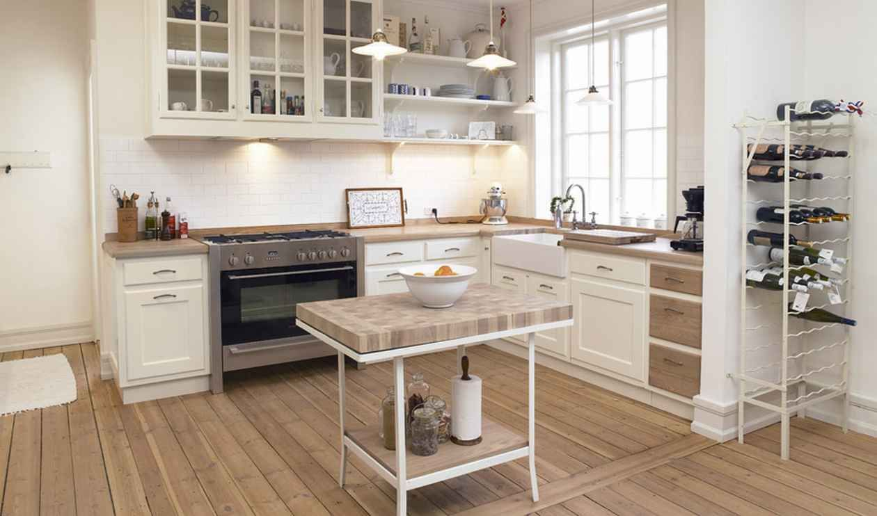 Modern French Country Kitchen How To Blend Modern And Country Styles Within Your Home S Decor