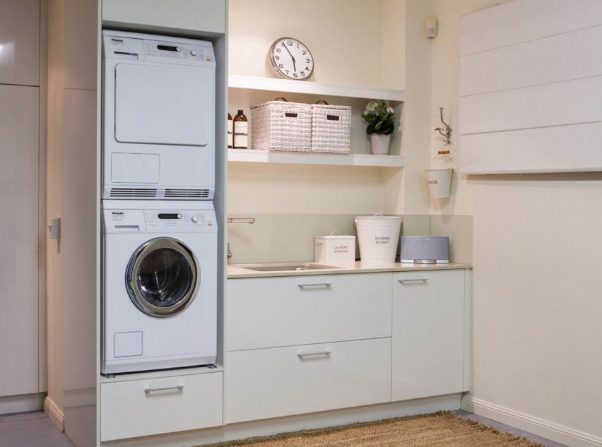 How To Optimize Stacked Washers And Dryers For A Perfect Combo