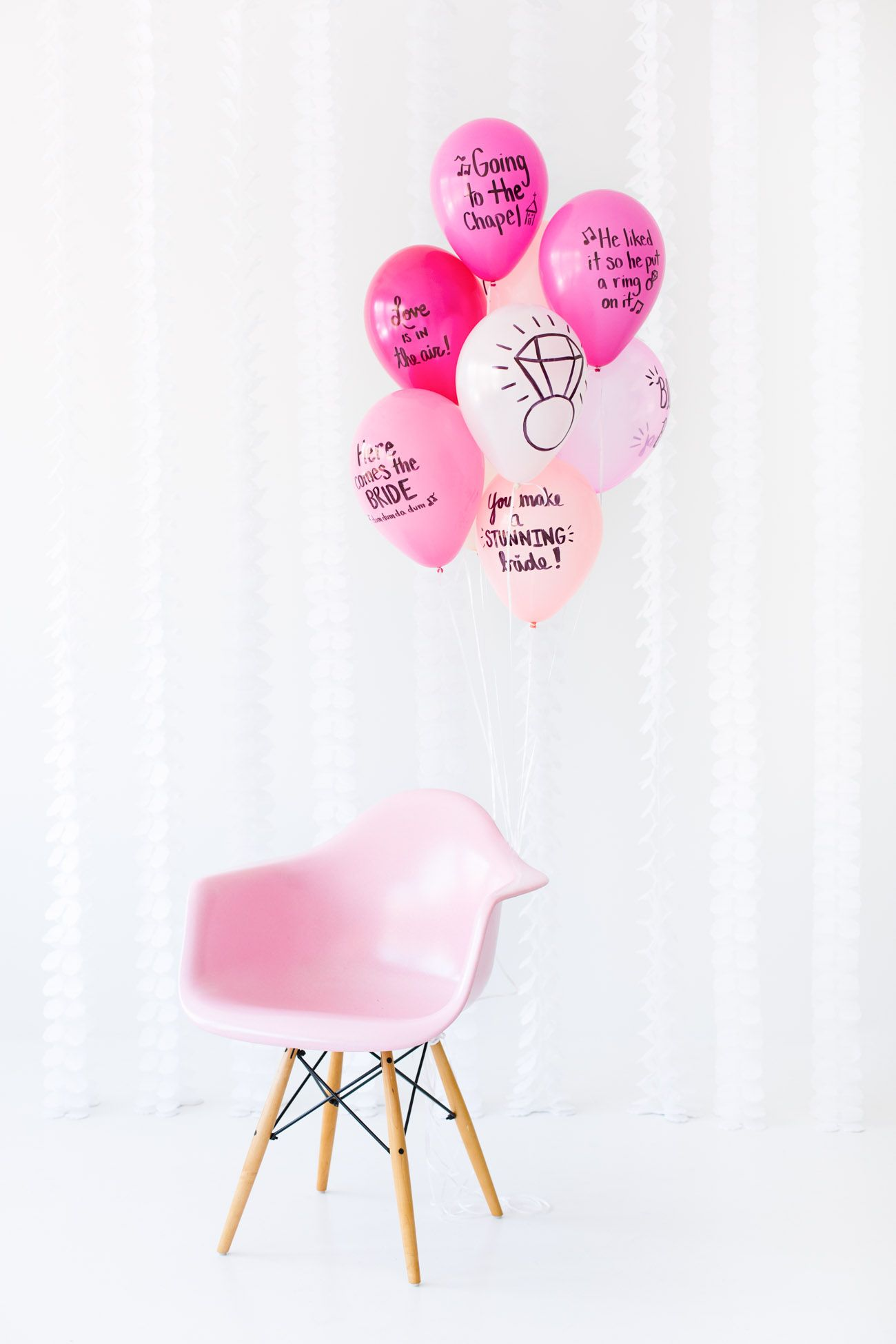 Party Highlights Ideen Clever And Unexpected Ways To Use Balloons For A Party