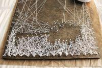 Thread Art Diy - Easy Craft Ideas