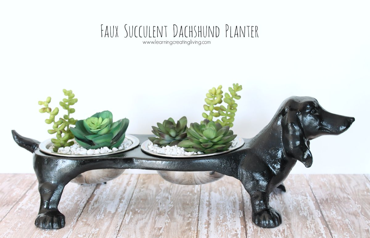 Metal Dog Planters 12 Diy Plant Stands That Let You Explore Your Creativity
