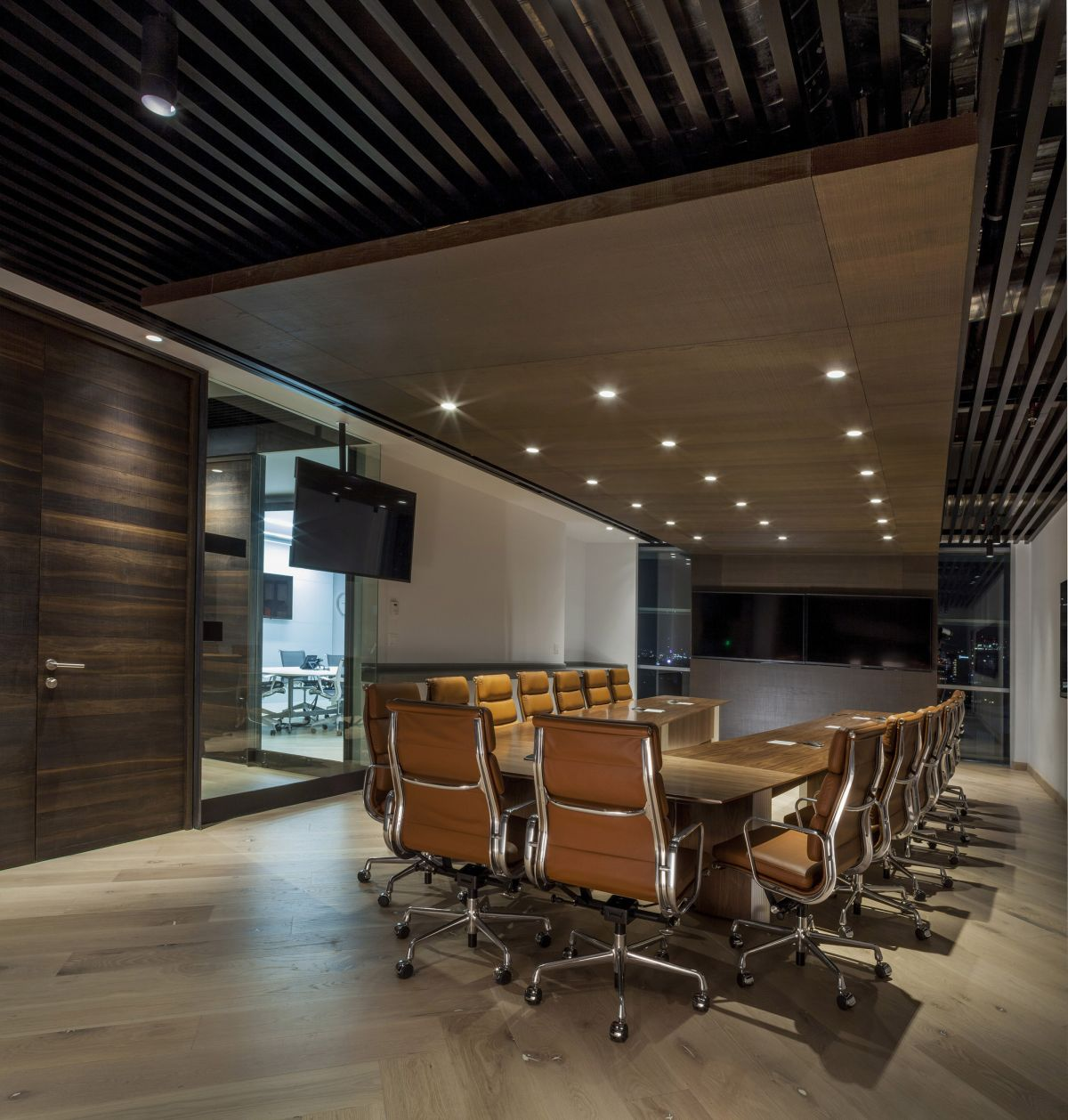 Conference Room Decorating Inspiring Office Meeting Rooms Reveal Their Playful Designs