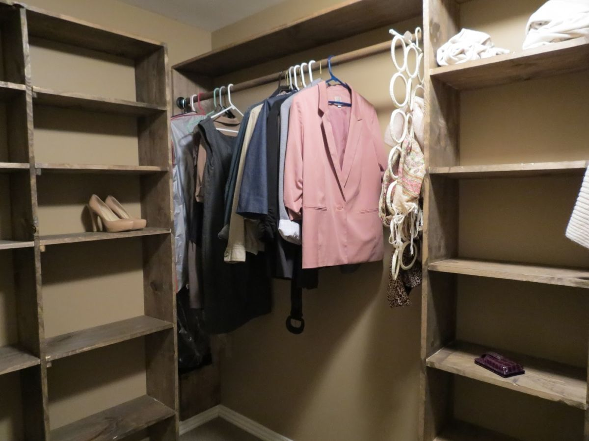 Storage Closet How To Customize A Closet For Improved Storage Capacity