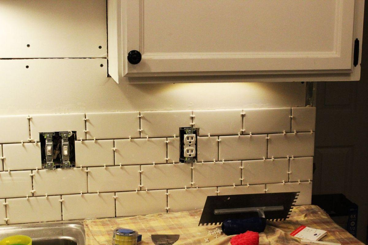 kitchen tile backsplash view gallery install subway tile install subway tile kitchen backsplash