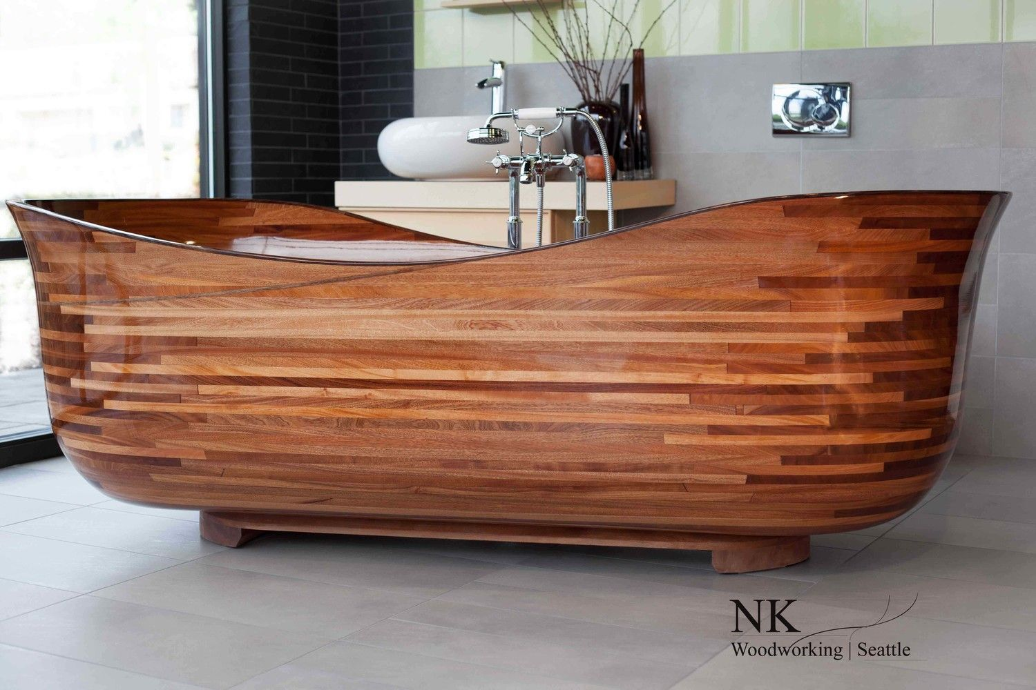 Badezimmermöbel Set Sale Wooden Bathtubs A Delight For The Senses And Your Home Decor