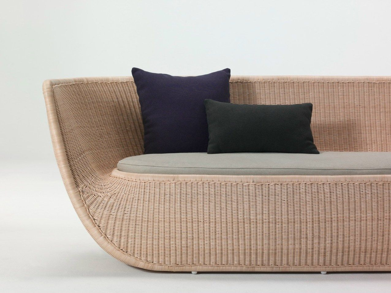 Sofa Rattan Stylish Designs Showcase The Elegance Of Rattan Furniture