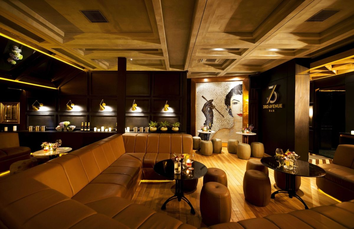Design Lounge Buiten A Classy Whiskey Bar With Skyline Views Of Jakarta