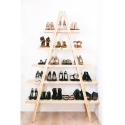 Best Turn A Ladder Into A Shoe Rack Home Diy Hanukkah Decorations Your Home Practical Home Dcor Hacks You Should Try Diy Fall Decorations