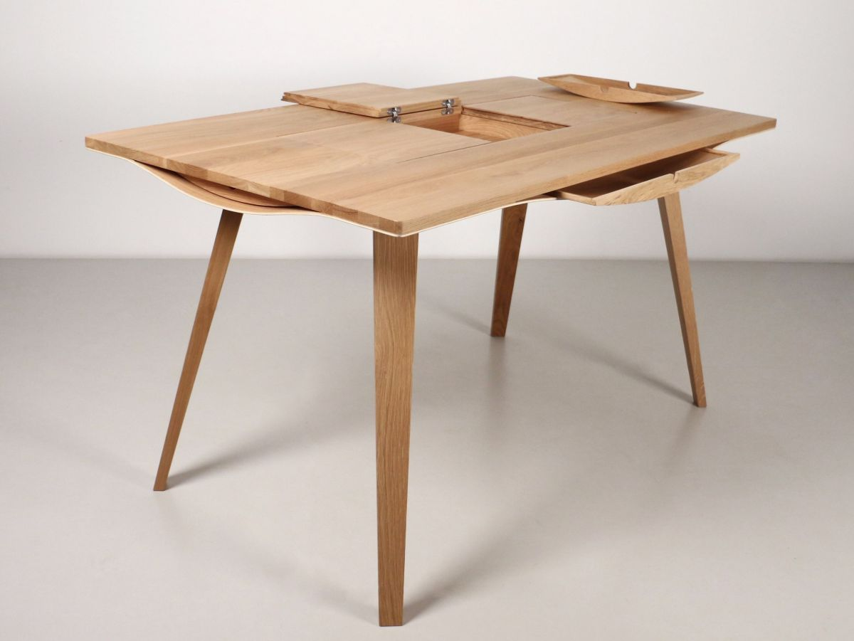 Schreibtisch Holz Design Modern Desk Designs For Functional And Enjoyable Office Spaces
