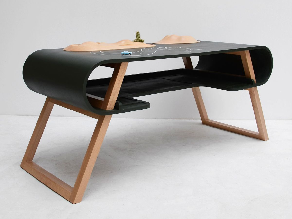 Modern Desks Modern Desk Designs For Functional And Enjoyable Office Spaces