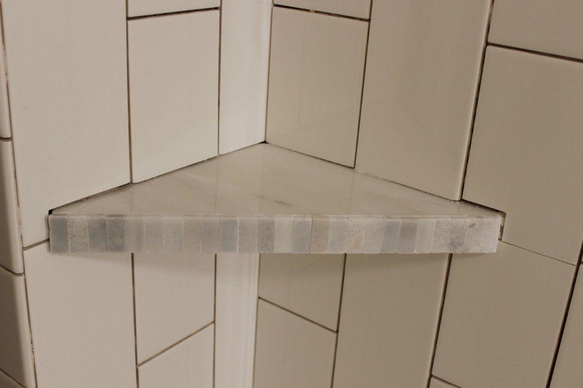 Fullsize Of Shower Corner Shelf