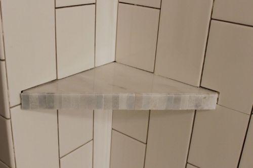 Medium Of Shower Corner Shelf