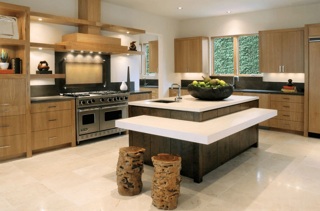 These 20 Stylish Kitchen Island Designs Will Have You Swooning! - kitchen islands designs