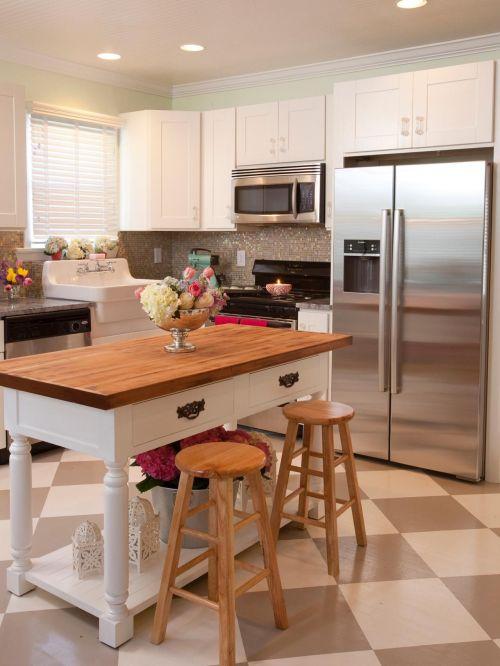 Medium Of Open Kitchen Designs With Islands
