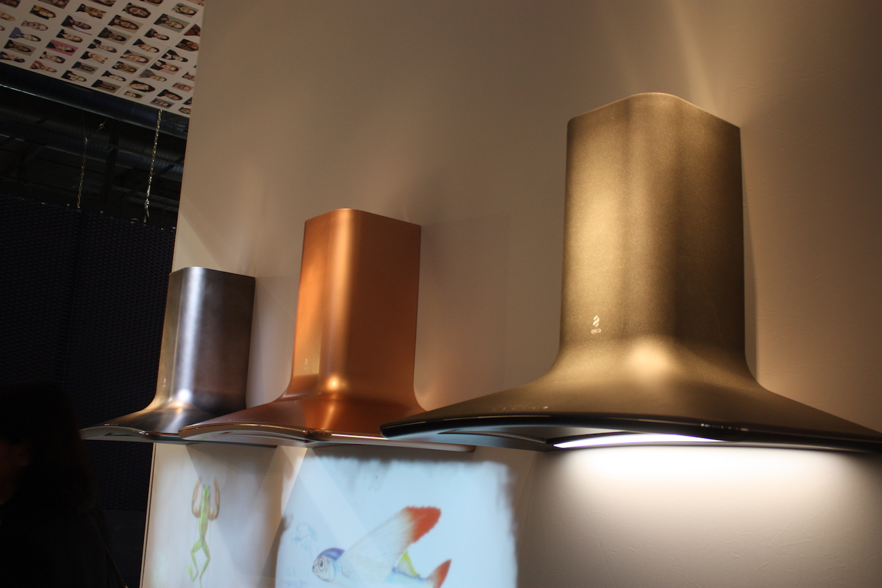 Elica Sweet Stylish Options For Kitchen Hoods From Eurocucina