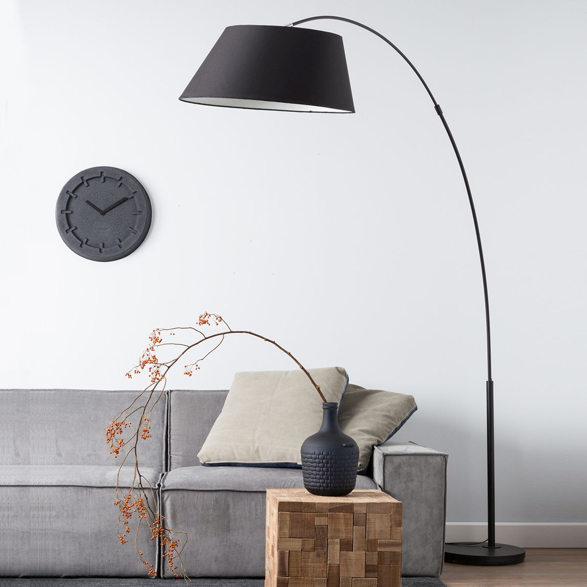 Arc Floor Lamp Black Shade The Many Stylish Forms Of The Modern Arc Floor Lamp