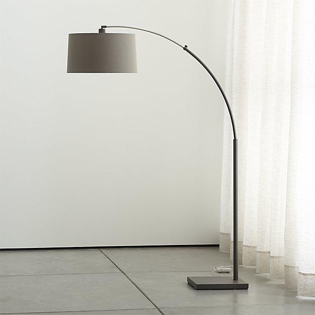 floor lamps arc contemporary