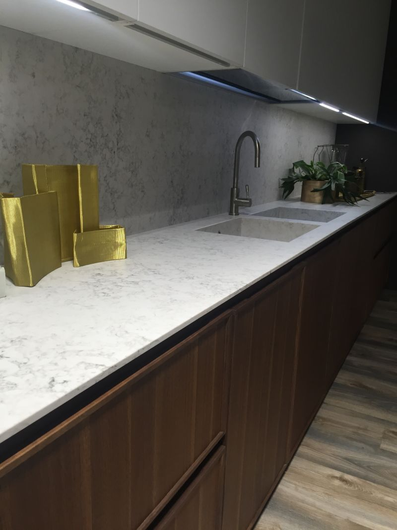 White Carrera Marble Kitchen Countertops To Love Or Not To Love A Marble Backsplash
