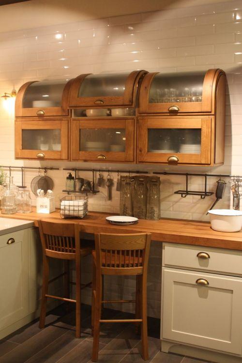 Medium Of Old Kitchens Design